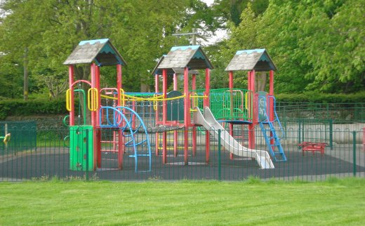 Playgrounds in Louth