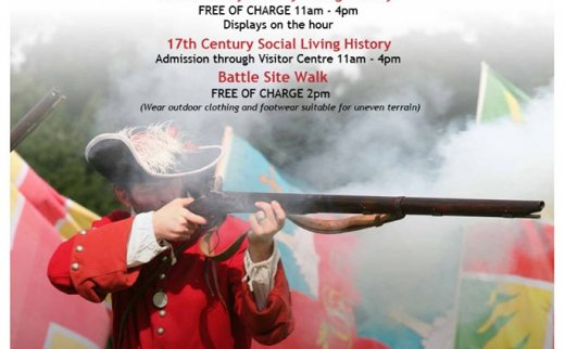 Battle of the Boyne - c.17th Military & Social Living History