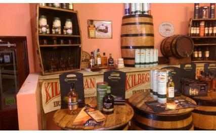Cooley Whiskey Visitors centre