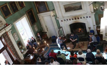 Music in The Great Hall, Beaulieu House