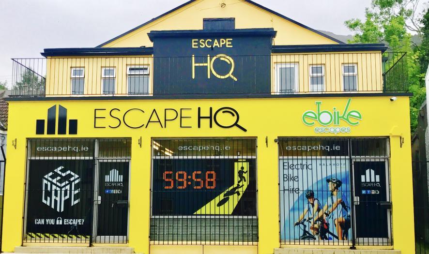 Escape Hq Visit Louth