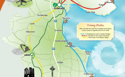Explore Louth: Heritage Trail Driving Routes