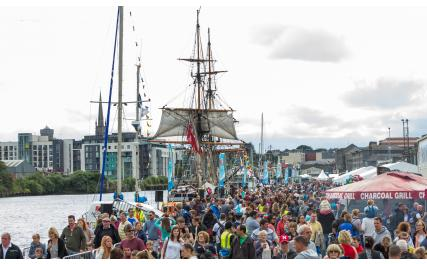 Explore the Irish Maritime Festival