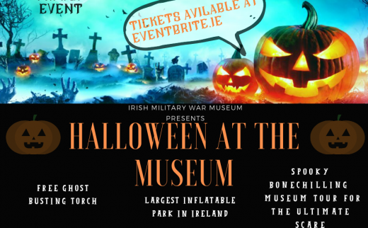 Halloween Spooky Night at the Museum