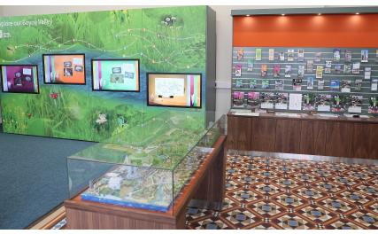 Interactive Tourist Exhibition at Drogheda Tourist Office