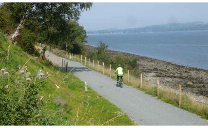 Carlingford to Omeath Greenway