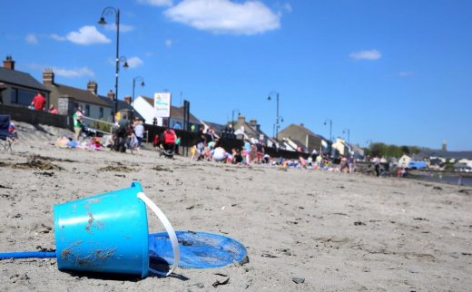Blackrock Traditional Seaside Day