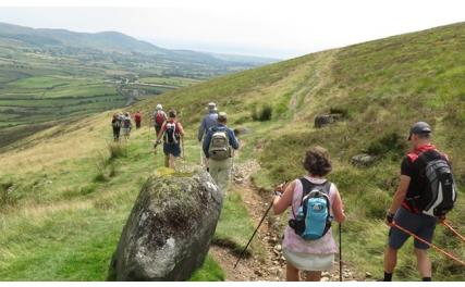 Hill Walking In Ireland's Ancient East