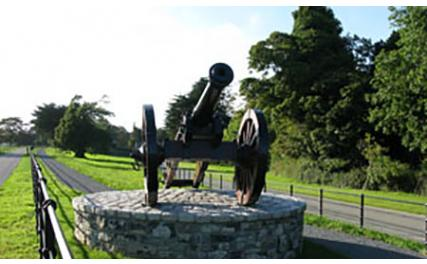 Battle of the Boyne, Oldbridge