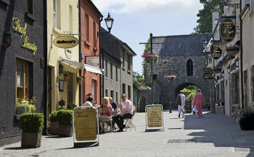 Carlingford Walking Tours