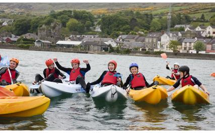 Carlingford Adventure Centre - kayaking