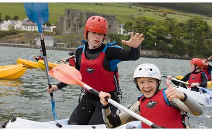 Carlingford Adventure Centre - watersports