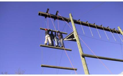 Carlingford Adventure Centre - skywalk