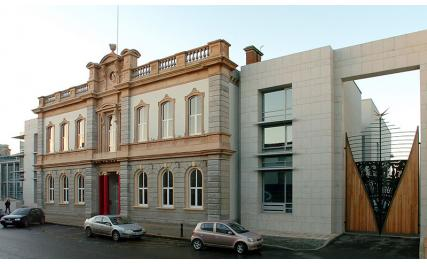 Town Hall - Táin Theatre