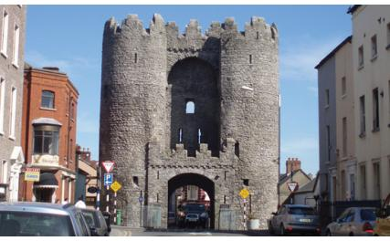 St. Laurence's Gate in Drogheda