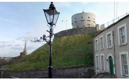 Millmount Museum & Martello Tower - House and Tower